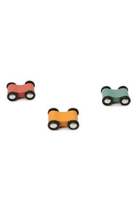 Детского игрушечная автотрасса aiden KID`S CONCEPT бежевого цвета, арт. 1000531   Фото 2