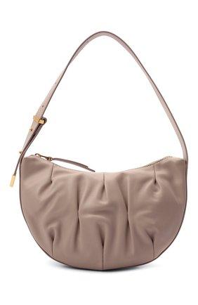 Женская сумка marquise goodie small COCCINELLE бежевого цвета, арт. E1 IC0 13 01 01   Фото 1