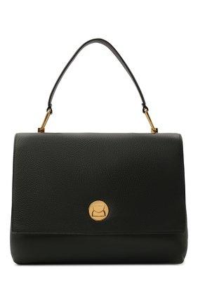 Женская сумка liya COCCINELLE черного цвета, арт. E1 ID0 18 03 01   Фото 1