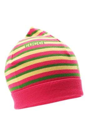 Детского шерстяная шапка GUCCI разноцветного цвета, арт. 660617/4K206 | Фото 1