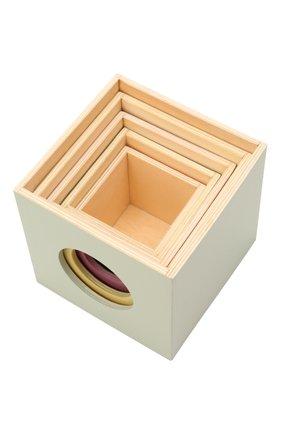 Детского игрушка кубики edvin KID`S CONCEPT разноцветного цвета, арт. 1000451 | Фото 1