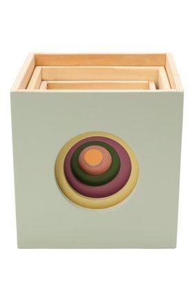 Детского игрушка кубики edvin KID`S CONCEPT разноцветного цвета, арт. 1000451 | Фото 2