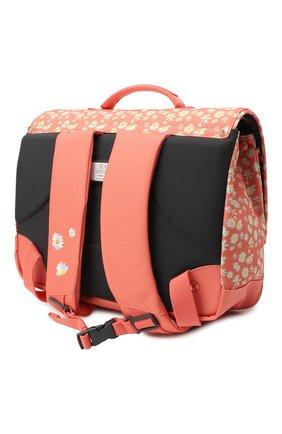 Детская портфель mini miss daisy JEUNE PREMIER кораллового цвета, арт. Itn21166   Фото 2