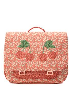 Детская портфель maxi miss daisy JEUNE PREMIER кораллового цвета, арт. Itx21166   Фото 1