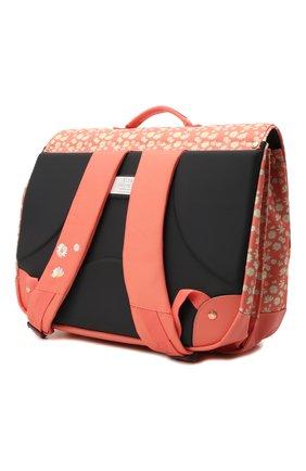 Детская портфель maxi miss daisy JEUNE PREMIER кораллового цвета, арт. Itx21166   Фото 2