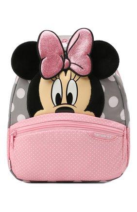 Детская рюкзак disney ultimate 2.0 SAMSONITE розового цвета, арт. 40C-90001 | Фото 1