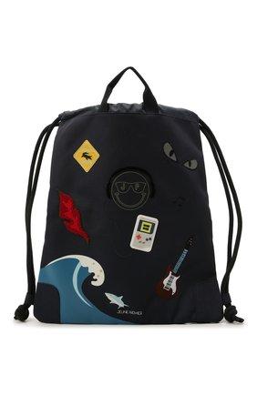 Детская сумка mr. gadget JEUNE PREMIER темно-синего цвета, арт. Ci021169   Фото 1