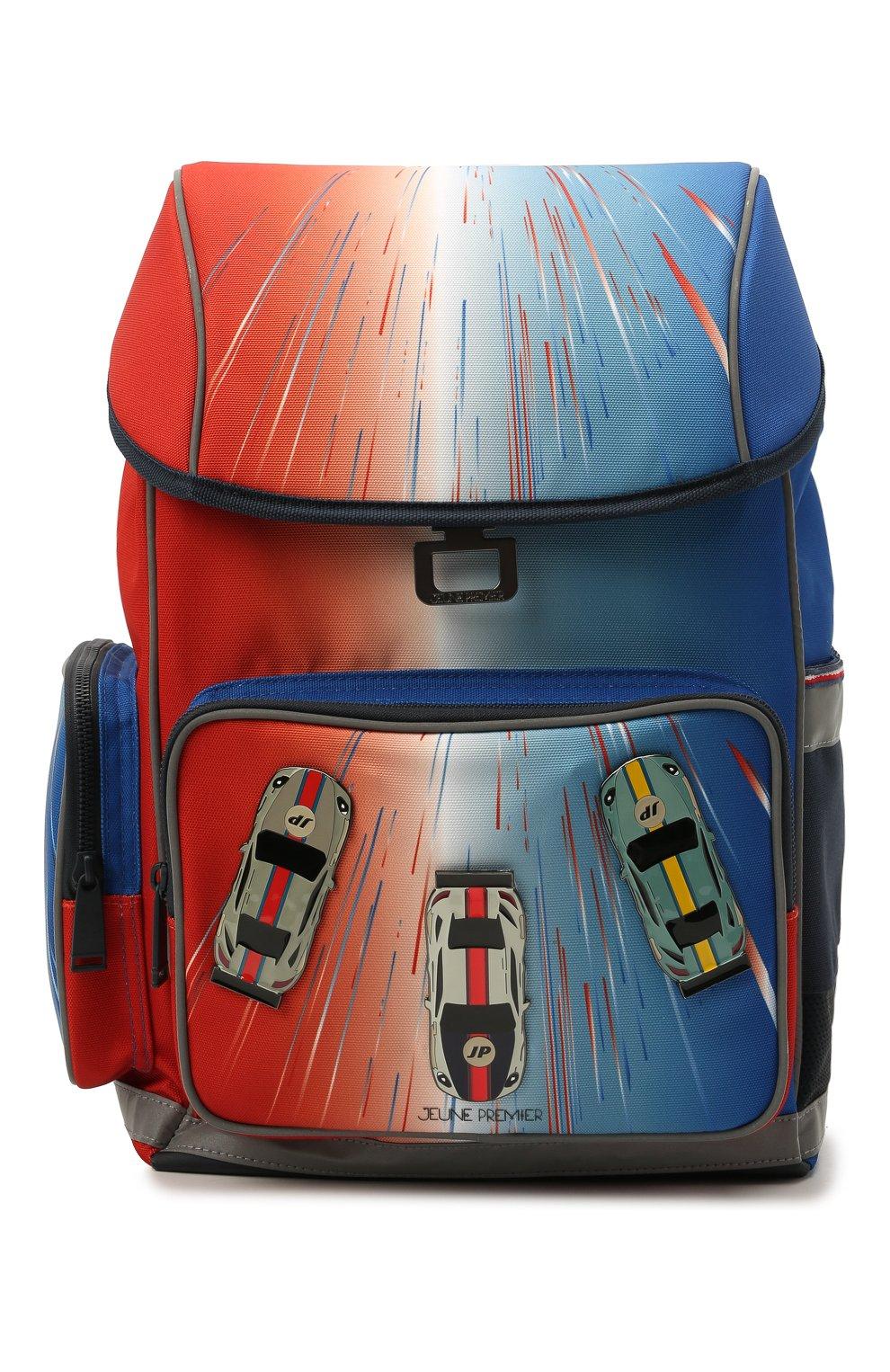 Детская рюкзак maxi racing club JEUNE PREMIER разноцветного цвета, арт. Erx21171   Фото 1 (Материал: Текстиль)