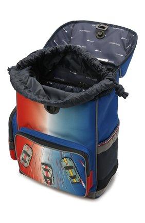 Детская рюкзак maxi racing club JEUNE PREMIER разноцветного цвета, арт. Erx21171   Фото 3 (Материал: Текстиль)