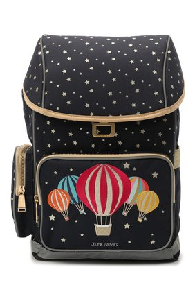 Детская рюкзак maxi balloons JEUNE PREMIER темно-синего цвета, арт. Erx21165   Фото 1