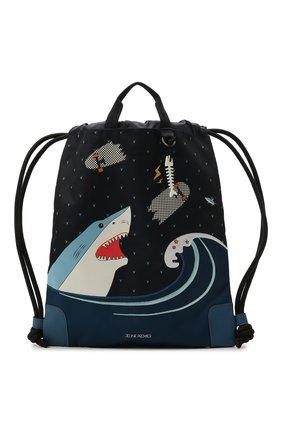 Детская сумка sharkie JEUNE PREMIER синего цвета, арт. Ci021174   Фото 1