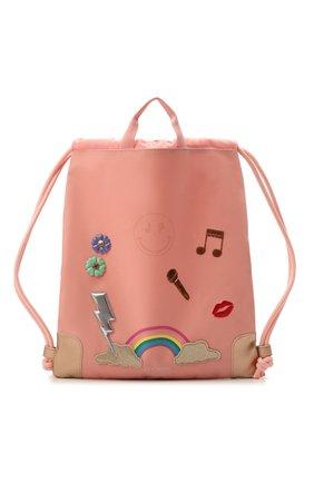 Детская сумка lady gadget JEUNE PREMIER розового цвета, арт. Ci020159   Фото 1