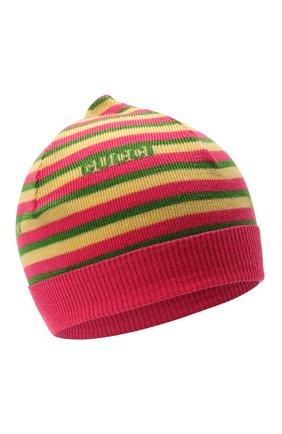 Детского шерстяная шапка GUCCI разноцветного цвета, арт. 658497/3K206 | Фото 1
