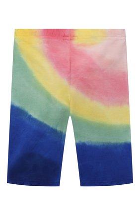 Детские хлопковые шорты POLO RALPH LAUREN разноцветного цвета, арт. 312843598 | Фото 2