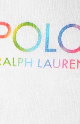 Женские комплект из трех пар носков POLO RALPH LAUREN разноцветного цвета, арт. 455843975 | Фото 2 (Стили: Кэжуэл; Материал внешний: Хлопок)