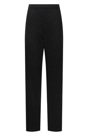 Женские шерстяные брюки EMPORIO ARMANI серого цвета, арт. BNP13T/B8801   Фото 1