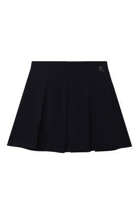 Детская юбка DAL LAGO темно-синего цвета, арт. R353A/8111/7-12   Фото 1