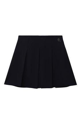 Детская юбка DAL LAGO темно-синего цвета, арт. R353A/8111/4-6   Фото 1