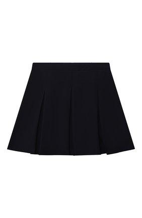 Детская юбка DAL LAGO темно-синего цвета, арт. R353A/8111/4-6   Фото 2