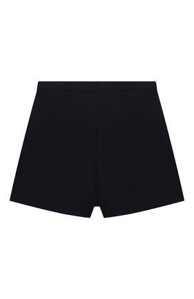 Детские юбка-шорты DAL LAGO темно-синего цвета, арт. R264/8111/4-6   Фото 2