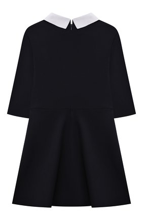 Детское платье DAL LAGO темно-синего цвета, арт. R256/8111/4-6   Фото 2