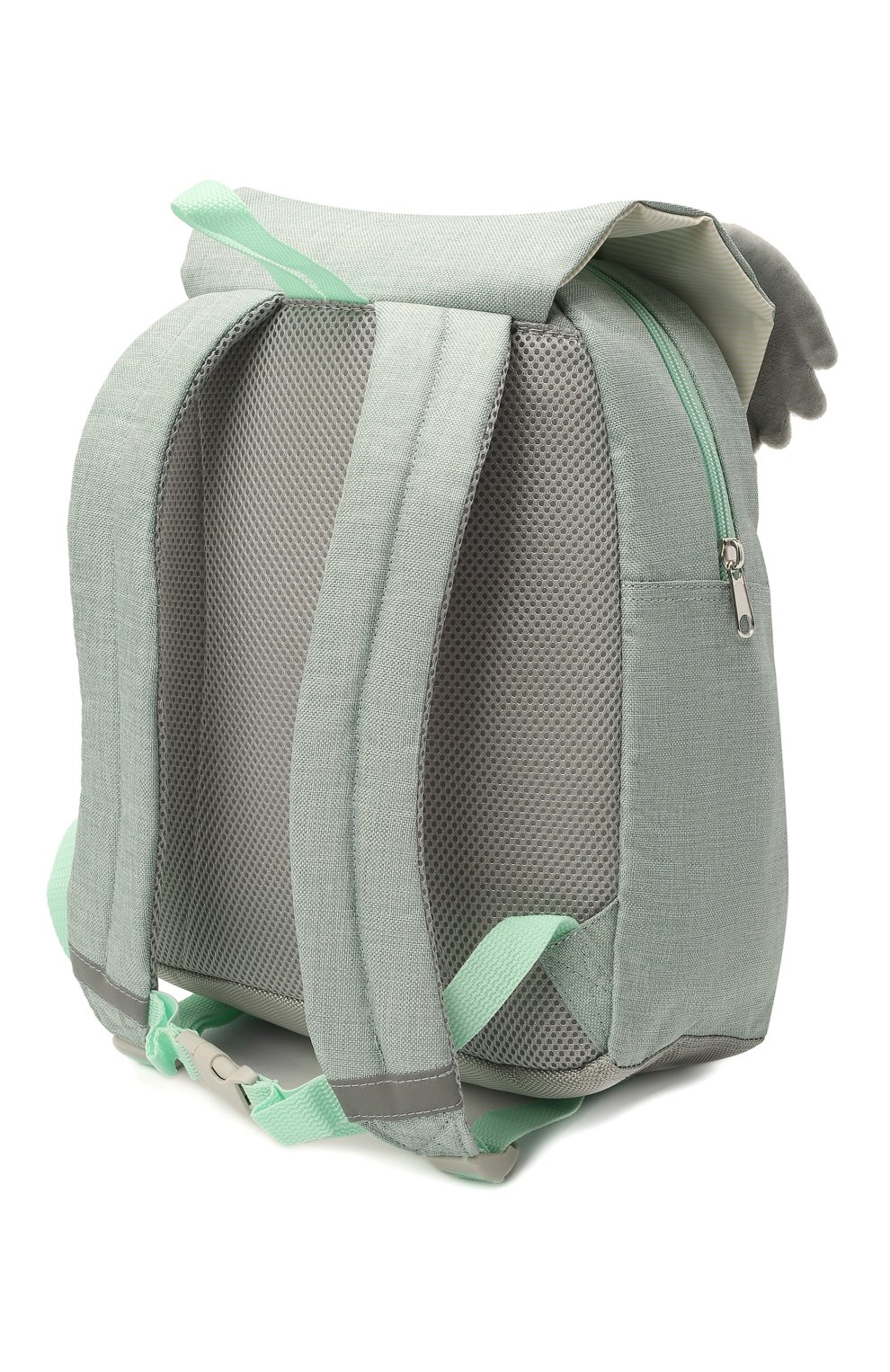 Детская рюкзак happy sammies SAMSONITE светло-зеленого цвета, арт. CD0-14038   Фото 2 (Материал: Текстиль)