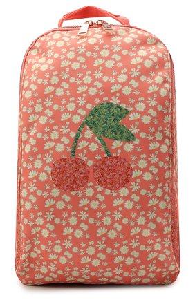 Детская рюкзак miss daisy JEUNE PREMIER розового цвета, арт. Bj021166   Фото 1