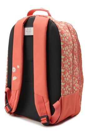 Детская рюкзак miss daisy JEUNE PREMIER розового цвета, арт. Bj021166   Фото 2