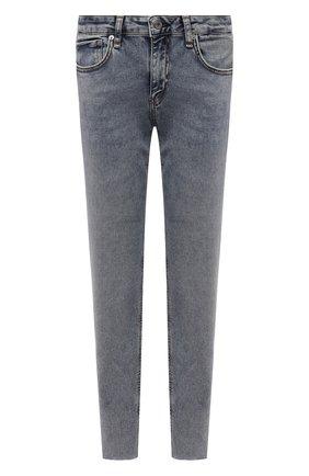 Женские джинсы RAG&BONE голубого цвета, арт. WDD21P2643BANR   Фото 1