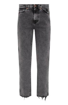 Женские джинсы 3X1 серого цвета, арт. WP017966/MACHINE   Фото 1