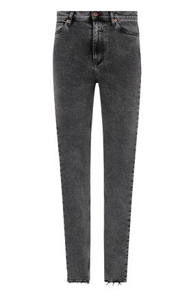 Женские джинсы 3X1 серого цвета, арт. WP0221092/MACHINE   Фото 1