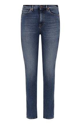 Женские джинсы 3X1 синего цвета, арт. WP0291093/MIDLAND   Фото 1