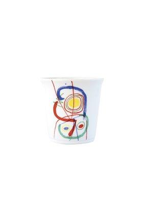 Стакан для ручек joan miro BERNARDAUD разноцветного цвета, арт. 1890/9149 | Фото 1 (Интерьер Кросс-КТ: посуда детская)