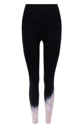 Женские хлопковые леггинсы ELECTRIC&ROSE разноцветного цвета, арт. AWLG11-ECH0 | Фото 1 (Материал внешний: Хлопок; Женское Кросс-КТ: Леггинсы-одежда, Леггинсы-спорт; Стили: Спорт-шик; Длина (брюки, джинсы): Стандартные)