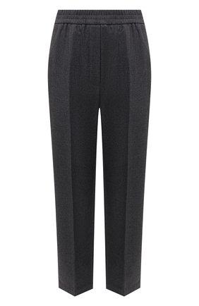 Женские брюки ERIKA CAVALLINI серого цвета, арт. W1/P/P1WF06 | Фото 1