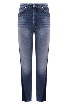Женские джинсы 3X1 синего цвета, арт. WP0171079/MASH UP   Фото 1