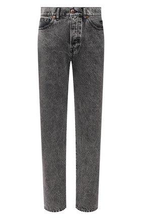 Женские джинсы 3X1 серого цвета, арт. WP0371100/MACHINE   Фото 1