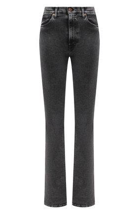 Женские джинсы 3X1 серого цвета, арт. WX1121092/MACHINE   Фото 1