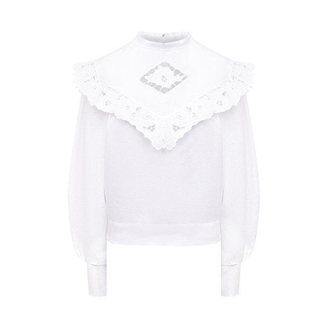 Льняная блузка Isabel Marant Etoile