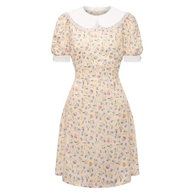 Платье из вискозы Botrois