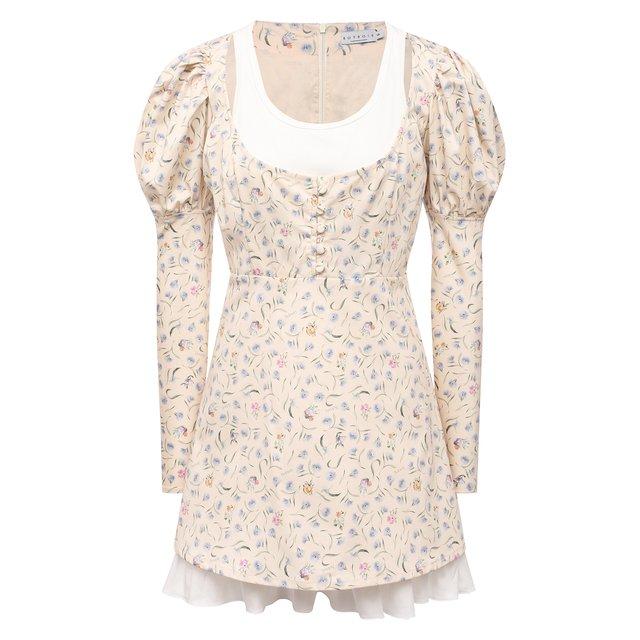 Хлопковое платье Botrois