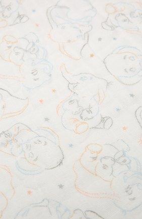 Детского комплект из трех полотенец ADEN+ANAIS разноцветного цвета, арт. AWCC30003DI | Фото 5 (Материал: Текстиль, Хлопок)