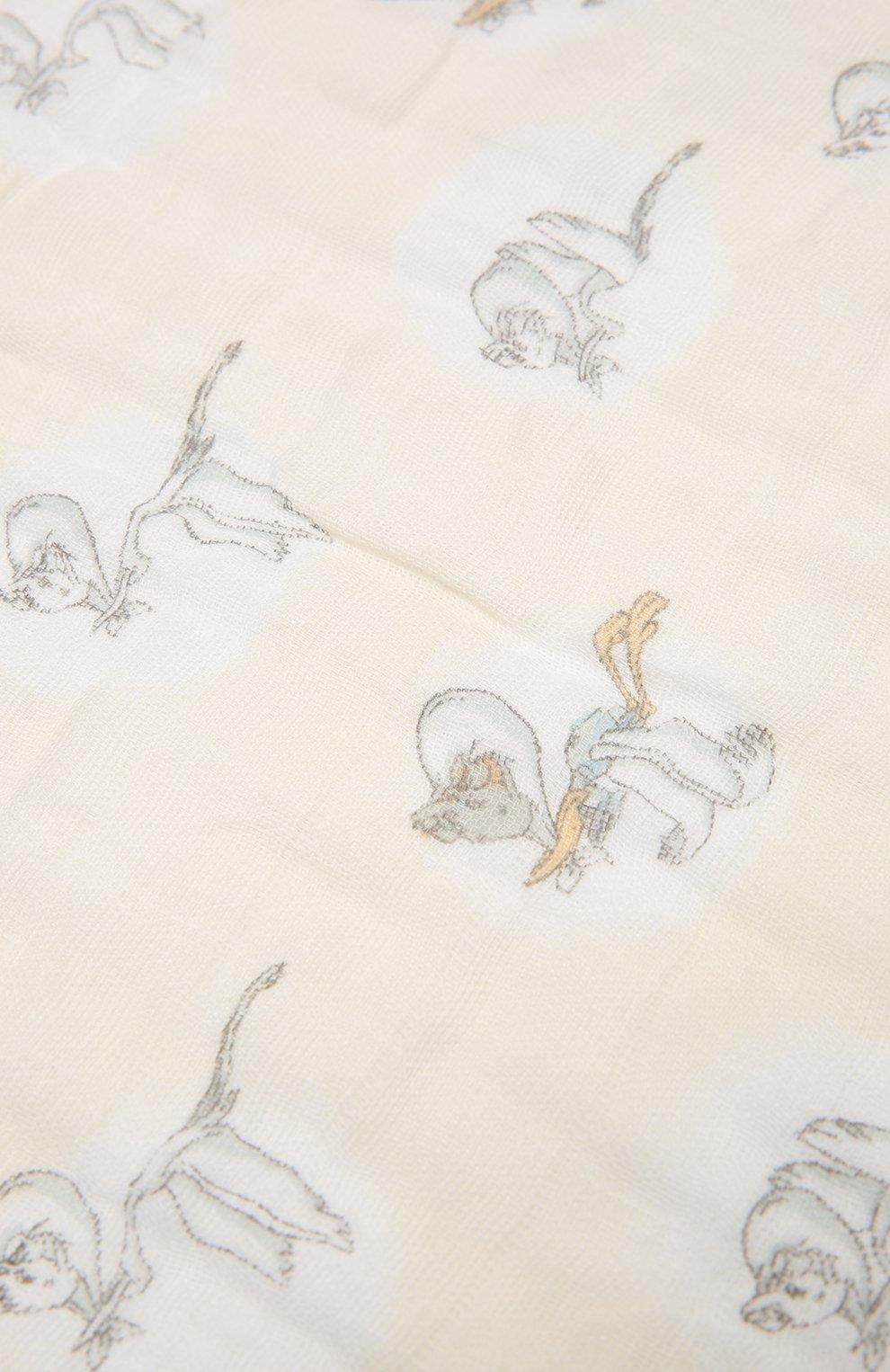 Детского комплект из трех полотенец ADEN+ANAIS разноцветного цвета, арт. AWCC30003DI | Фото 6 (Материал: Текстиль, Хлопок)