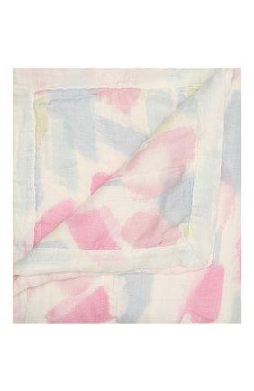 Детского хлопковое одеяло ADEN+ANAIS розового цвета, арт. ADBS10003 | Фото 1