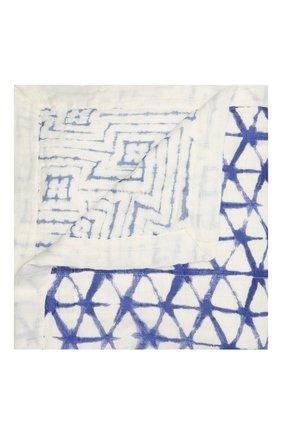 Детского хлопковое одеяло ADEN+ANAIS разноцветного цвета, арт. 9317 | Фото 1