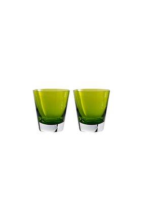 Набор из 2-х стаканов для сока BACCARAT хаки цвета, арт. 2 811 575 | Фото 1