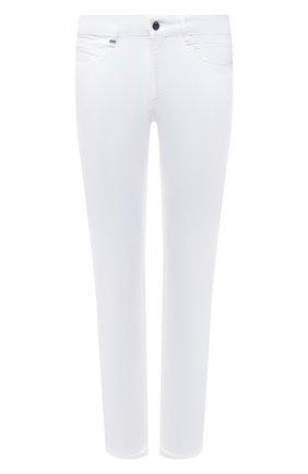 Женские джинсы BOSS белого цвета, арт. 50450547 | Фото 1