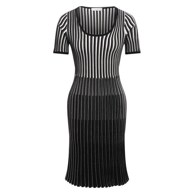 Платье из вискозы BOSS