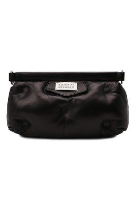 Женский клатч glam slam MAISON MARGIELA черного цвета, арт. S56WF0160/P4300   Фото 1