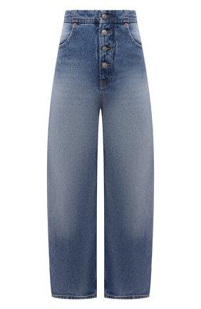 Женские джинсы MM6 голубого цвета, арт. S52LA0119/S30589   Фото 1